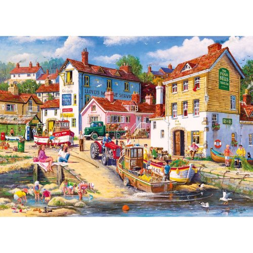 Gibsons G6247 The Four Bells (1000pc)