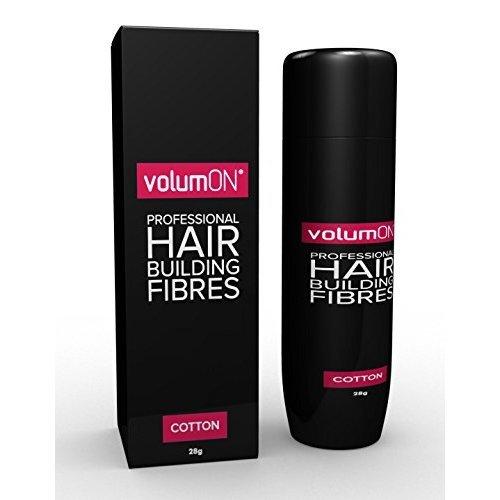 Volumon Professional  Hair Loss Concealer - KERATIN- DARK BROWN 28g