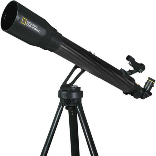 National Geographic 80 - 40070 CF700SM Telescope Kit & Stand 700 mm Focal Length 1 by 10 Ratio