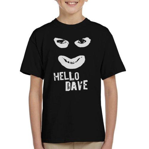 Hello Dave Papa Lazarou League Of Gentlemen Kid's T-Shirt