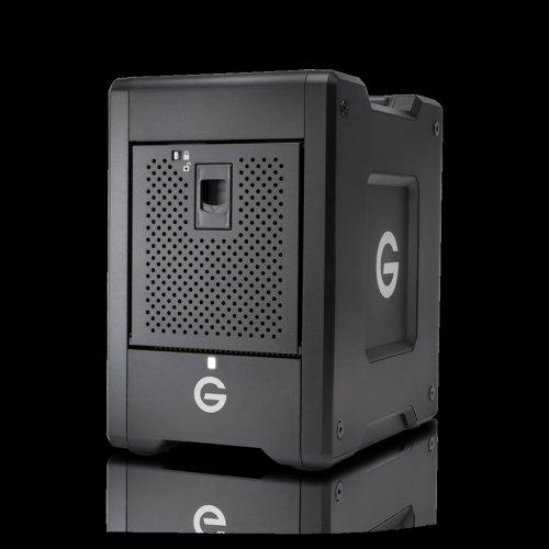 G-Technology G-Speed Shuttle 16000GB Desktop Black disk array