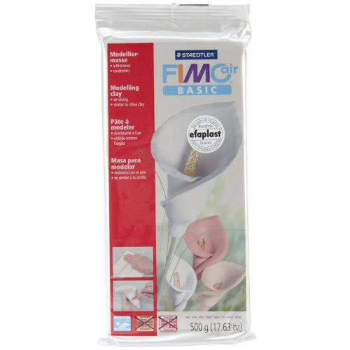 Fimo Air-Dry Clay 17.63oz-White