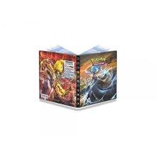 Pokemon XY Series 11 4-Pocket Full-View Portfolio Gardevoir Yveltal Steam Siege