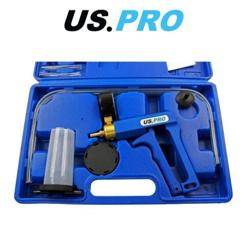 US PRO Hand Held Vacuum Pump Tester & Brake Bleeder 5322