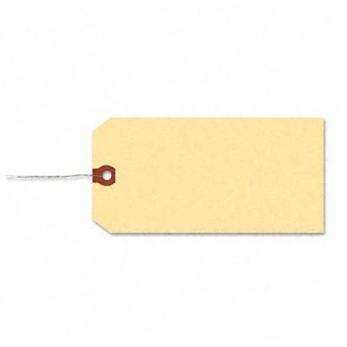 Avery 12608 Shipping Tag with Reinforced Eyelet  Paper/Double Wire  6-1/4 x 3-1/8  MLA  1000/Pk