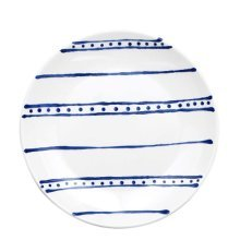 8-Inch The Nordic Style Dinner Plate Salad/Dessert/Bread&Butter Serving Plates, #09