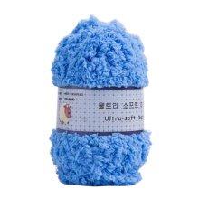 Sets Of 6 Multi-purpose Coral Fleece Soft Yarn Baby Blanket Yarn Scarf Yarn, #21