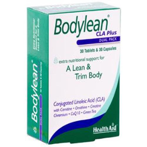 Healthaid Bodylean  Cla Plus  Blister - 30 Capsules & 30 Tablets