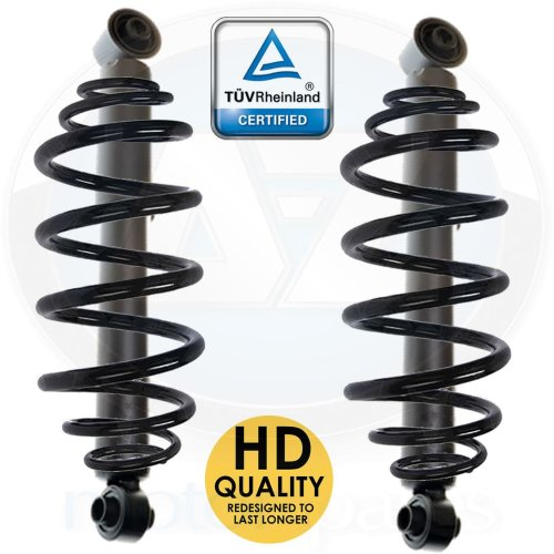 For Mercedes VITO 113 115 116 CDI W639 Rear suspension coil spring shockers kit