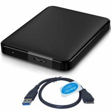 2.5'' SATA External Hard Drive HDD / SSD Enclosure Caddy Case USB 3.0