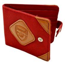 Arsenal Fc Official Football Adventurer Money Wallet