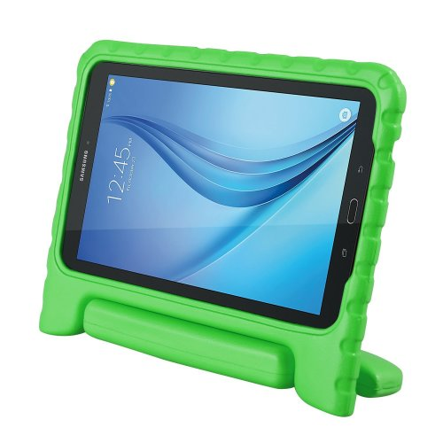 huge discount eace8 92c39 NEWSTYLE Samsung Galaxy Tab E 9.6 Shockproof Case Light Weight Kids Case  Super Protection Cover Handle Stand Case For Kids Children For Samsung...