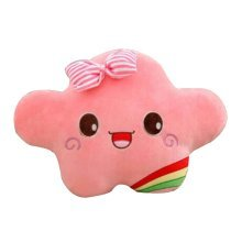Cute Cartoon Cloud Creative Beautiful Plush Toy Doll Gift Doll [B]