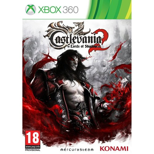 Castlevania Lords of Shadow 2 Microsoft Xbox 360 Game