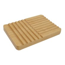 Creative Draining Soap Holder Natural Wooden Soap Dishes Lovely Soap Box