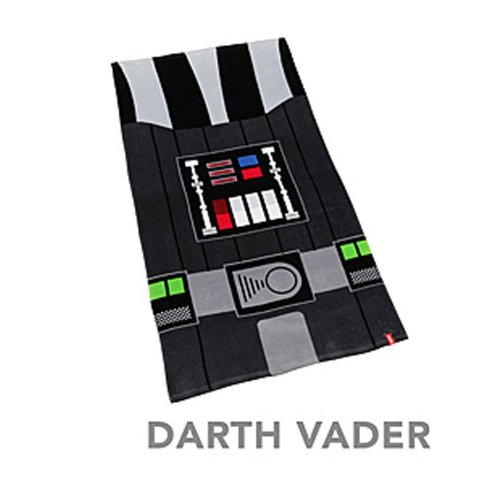 Star Wars Beach Bath Towel - Darth Vader