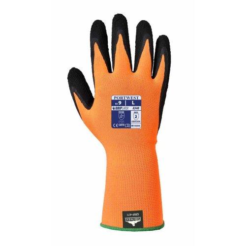 sUw - Hi-Vis Grip Glove (1 Pair Pack)