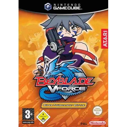Beyblade: Super Tournament Battle (GameCube)