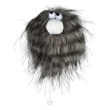 Trixie Plush Shaggy Cat Ball, 6cm - Toy Ball Zottelblle Langhaarplsch New 6cm -  trixie cat toy plush shaggy ball zottelblle langhaarplsch new 6 cm