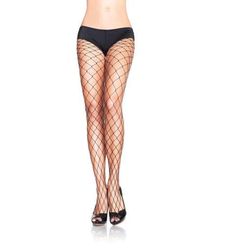 Fence Net Pantyhose S/L Ladies Lingerie Stockings - Leg Avenue