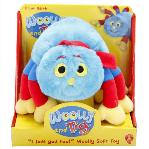 Woolly And Tig Plush I Love You Too Woolly