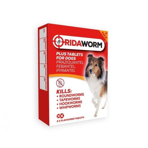 Ridaworm Dog 2tabs