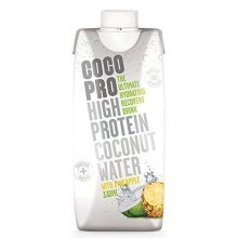 Coco Pro High Protein Coconut/pineapple Water 330ml