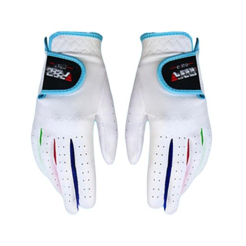 One Pair Of Children Golf Non-slip And Comfortable Gloves-a