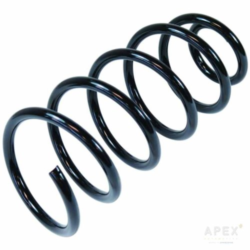 Apex Vehicle Coil Spring for Audi A3 09/96-04/03 and Skoda Octavia Front 66754