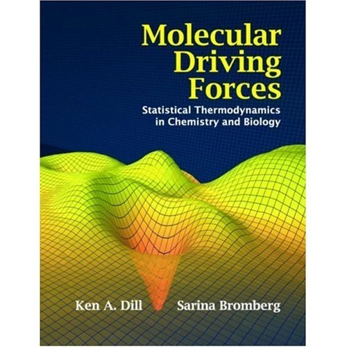 Molecular Driving Forces: Statistical Thermodynamics in Chemistry, Physics, Biology, and Nanoscience: Statistical Thermodynamics in Chemistry and ...