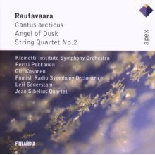 autavaara - Rautavaara: Cantus Arcticus / Angel of Dusk / String Quartet No. 2 [CD]