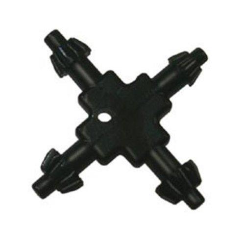 Sunex Tools 8737 0.38 In. 4 Way Chuck Key