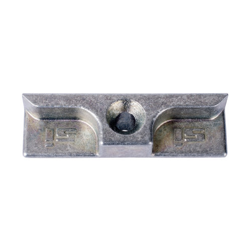 Siegenia 1700 uPVC Door Roller Keep Striker Plate
