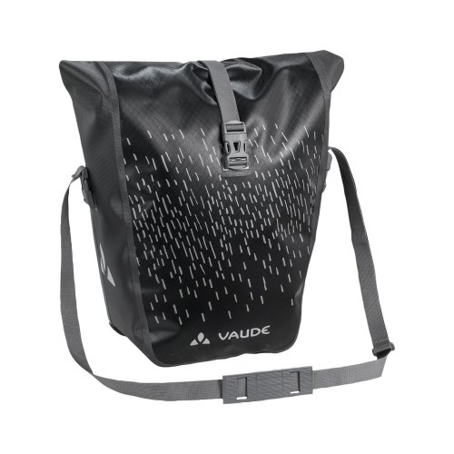 Vaude Aqua Back luminum Single Wheel Bag, Black, One Size