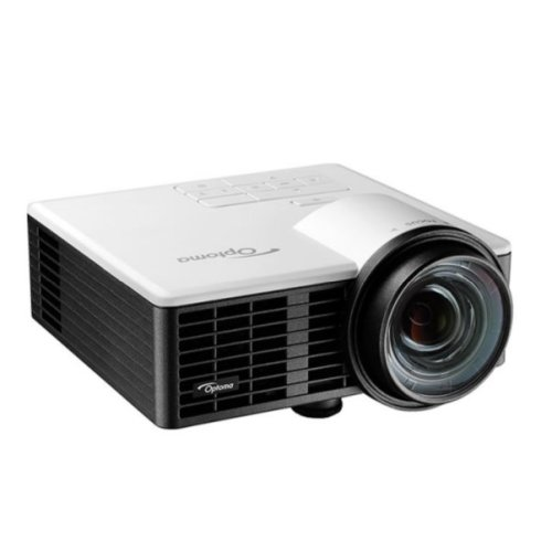 Optoma ML750ST 800ANSI lumens DLP WXGA (1280x720) 3D Portable projector Black