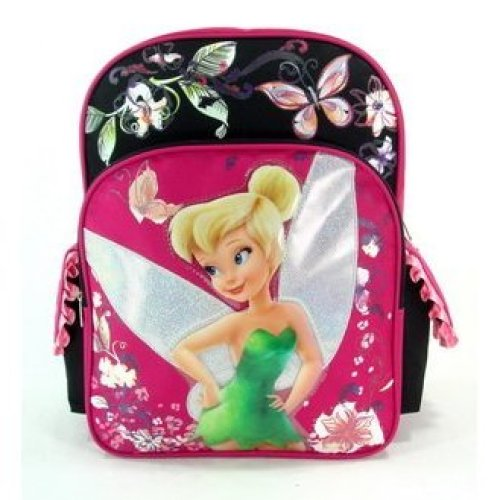 Backpack - Disney - Tinkerbell - Flutter in Breeze (Large School Bag) New 615840
