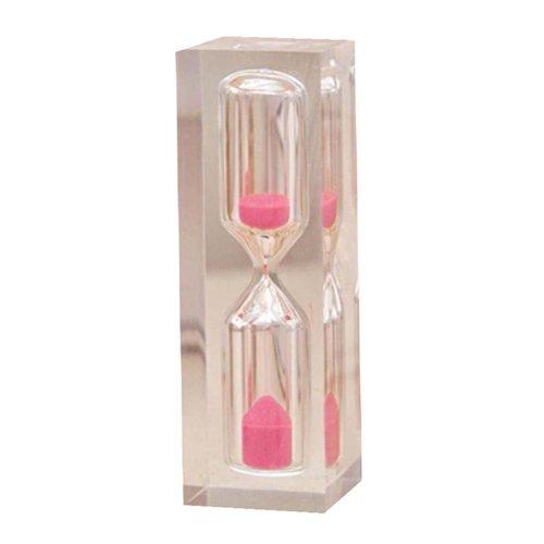 Interesting Creative Hourglass 3 Minutes Sand Glass Kitchen Timer Toys,C1
