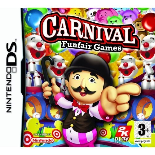 Carnival Funfair Games (Nintendo DS)