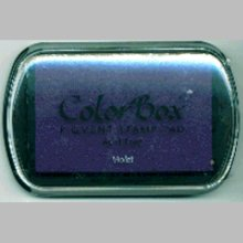 ColorBox Pigment Ink Pad-Violet
