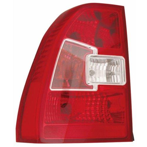 Kia Sportage 2009-2010 Rear Tail Light Lamp Passenger Side Left N/s