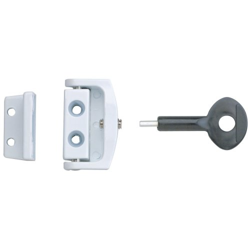 Yale Locks P113 Toggle Window Locks White (2 Pack)