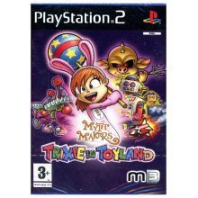 TRIXIE IN TOYLAND MYTH MAKERS PS2