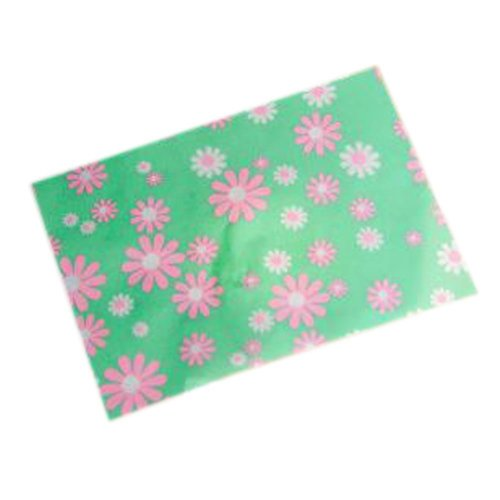 Beautiful Candy Nougat Wrappers Candy Greaseproof Paper Baking Twisting Wax Papers, #E17