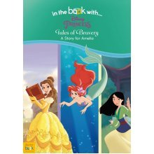 PERSONALISED Disney Princesses : Tales Of Bravery Story Book