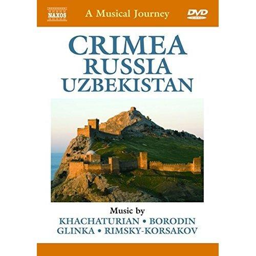 Naxos Travelogue | Uzbekistan | Crimea | Russia [Anthony Bramall, Slovak RSO, Dong-Suk Kang]  [Naxos: 2110291] [DVD] [2013] [NTSC] [DVD]