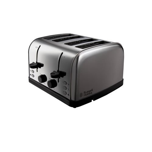 Russell Hobbs 4 Slice Toaster (Model No. 18790)