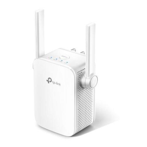 Tp-Link RE205 Ac750 433+300 Ac Dual Band Wall-Plug Wifi Range Extender RE205