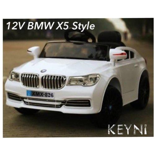 12V BMW X5 STYLE KIDS RIDE ON CAR ELECTRIC BATTERY REMOTE CONTROL