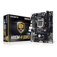 Gigabyte Ga-h110m-h Ddr3 Intel?? H110 Express Chipset Lga1151 Micro Atx Motherboard