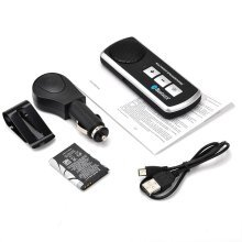 Wireless Bluetooth Handsfree Car Kit Speaker Phone for iPhone Android